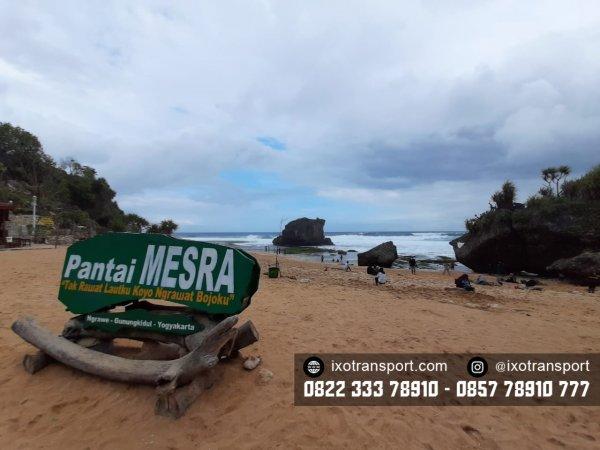 Pantai Ngrawe (Mesra) Jogja
