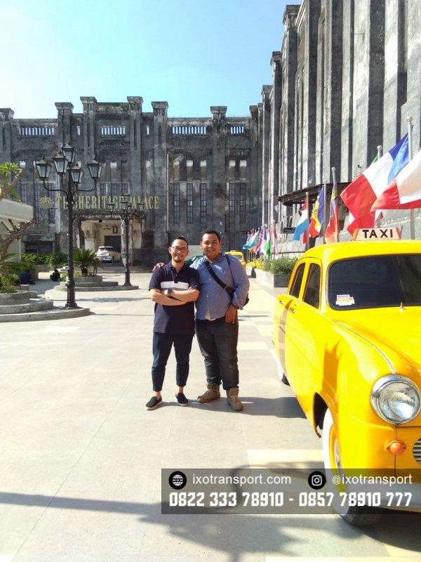 Trip ke The Heritage Palace Surakarta
